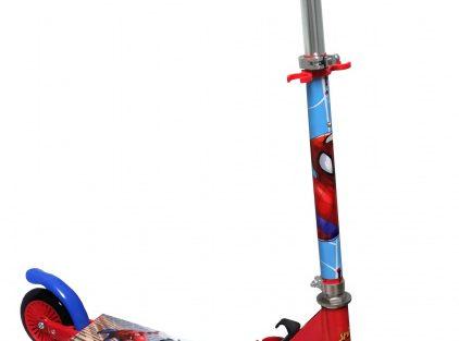 Marvel - Kinderstep Spider-man Jongens Blauw/rood