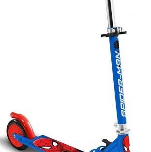 Marvel - Spider-man Kinderstep Jongens Voetrem Blauw/rood