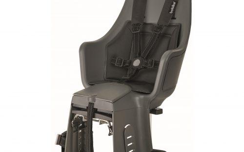 Maxi Exclusive Plus Urban Grey achterstoeltje met Elektrische Fiets Bevestiging