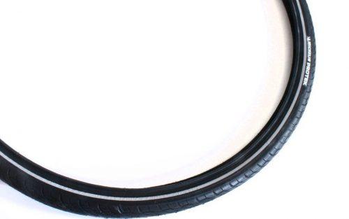 Michelin Protek Reflective Band 700c (ETRTO 37x622) - Zwart