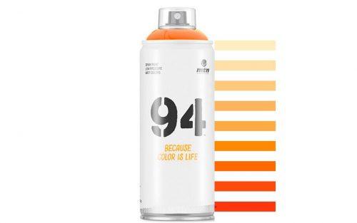Montana MTN 94 Spuitverf Oranje