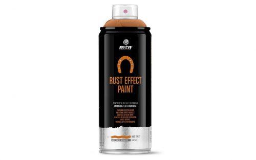 Montana MTN PRO Rust Effect Paint 400ml Rood