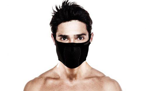 Naroo X5S Masker - Zwart