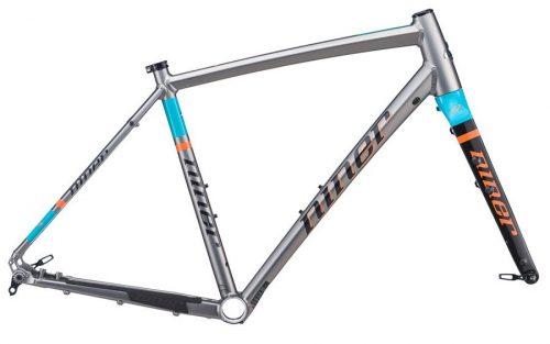 Niner Bikes RLT 9 Gravel Frameset - Zilver