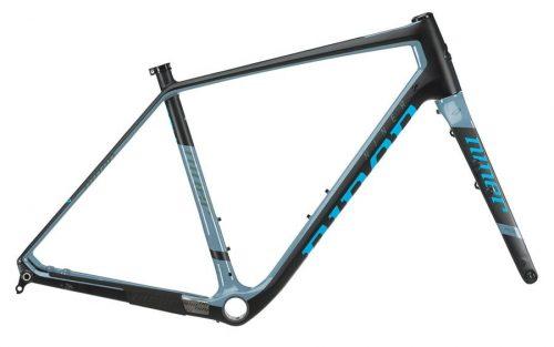 Niner Bikes RLT 9 RDO Gravel Frameset - Zwart & Blauw