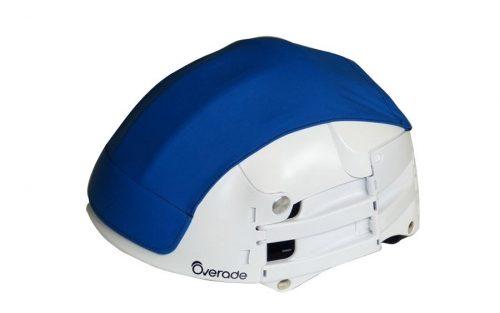 Overade Plixi Helm Cover - Blauw