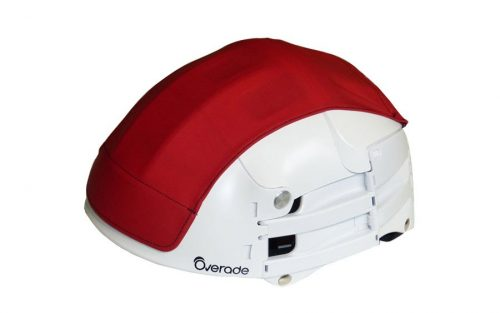 Overade Plixi Helm Cover - Rood