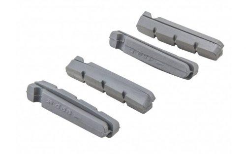 Pack 4 Miche remblokken voor carbon velg - CA