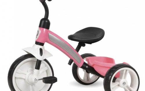 Qplay - Driewieler Elite Junior Roze