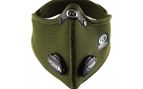 Respro Ultralight Masker - Groen