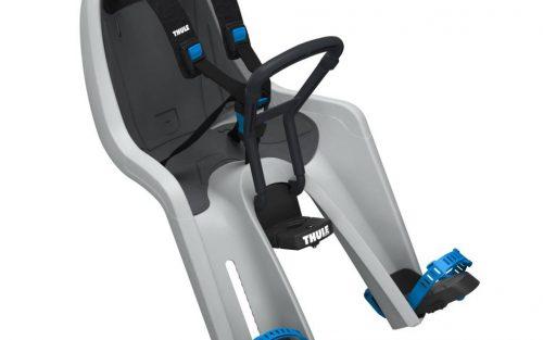 RideAlong Mini Voor Fietsstoeltje Licht Grijs