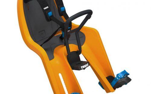 RideAlong Mini Voor Fietsstoeltje Warm Geel