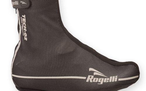 Rogelli Tech-02 overschoenen zwart