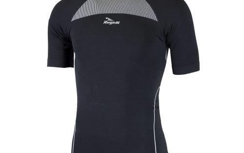 Rogelli thermo ondershirt KM Core 2-Pack Zwart