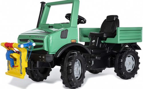 Rolly Toys - Rollyunimog Forest Junior Mintgroen