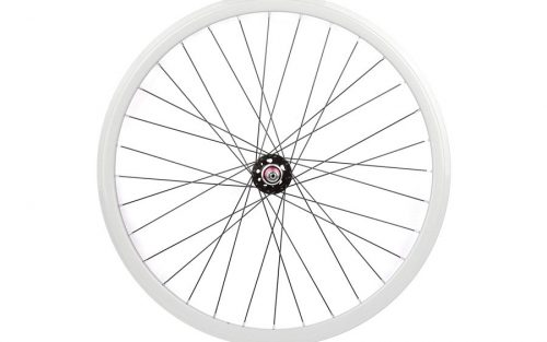 Santafixie 30mm Achterwiel - Wit
