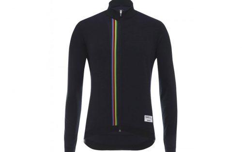 Santini UCI Rainbow Wielertrui - Lange Mouwen