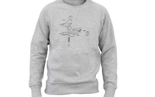Schindelhauer Dropout Sweatshirt