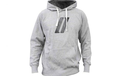 Schindelhauer Hoodie Sweatshirt - Grijs
