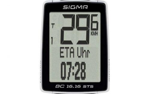 Sigma BC 16.16 STS Draadloze Fietscomputer