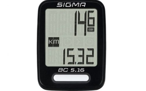 Sigma BC 5.16 Fietscomputer