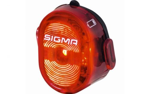 Sigma Nugget II USB Fietsachterlicht