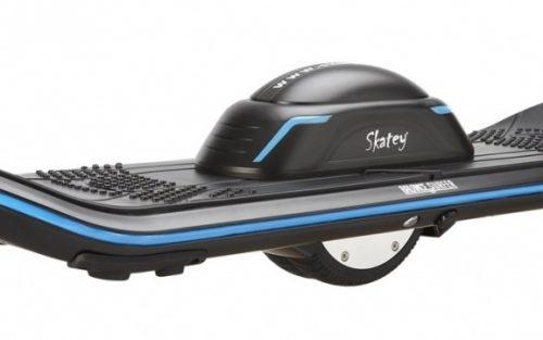 Skatey - Balance Surfer Unisex Zwart