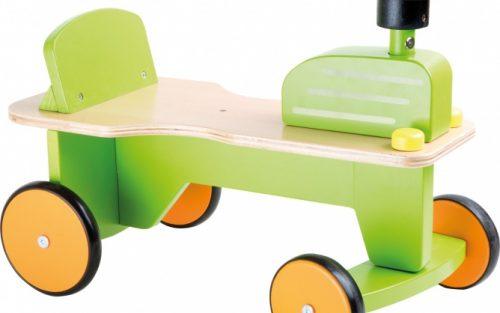 Small Foot - Loopfiets Tractor Junior Groen