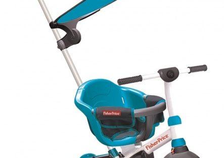 Smartrike - Charm Plus Junior Blauw