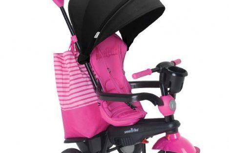 Smartrike - Swing Dlx 4-in-1 Driewieler Meisjes Roze