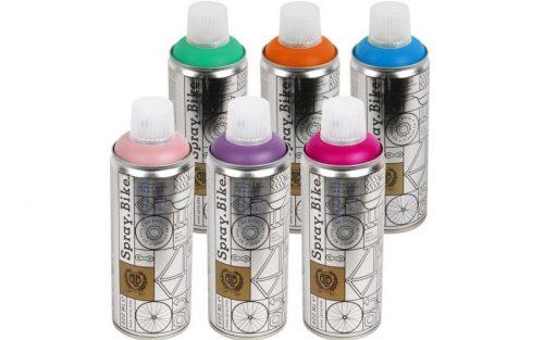 Spray.Bike Fiets Verf - Pop Collection