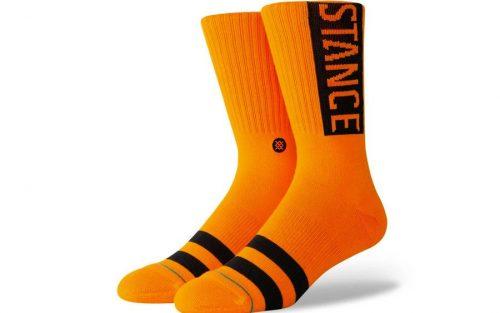 Stance OG Sokken - Oranje
