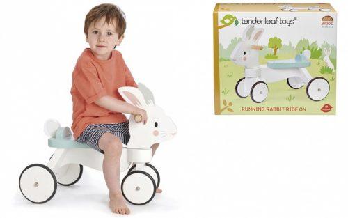Tender Leaf Toys - Loopfiets Junior Wit