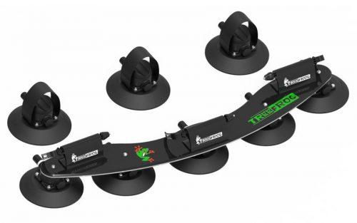 TreeFrog Model Pro 3 Fietsendrager - Zwart