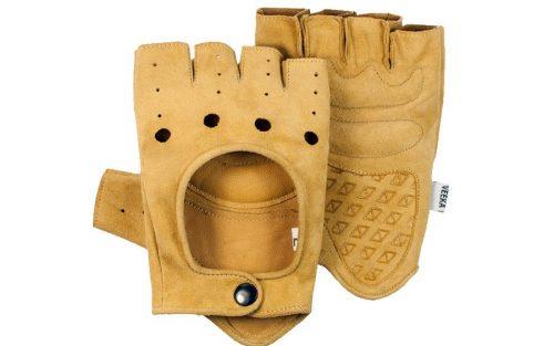 Veeka 1948 Gino Bruine Handschoenen