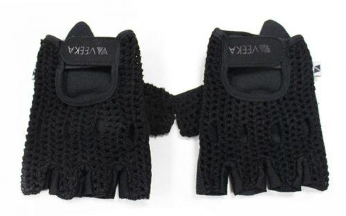 Veeka handschoenen zwart