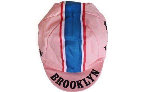 Vintage Brooklyn Cap Roze