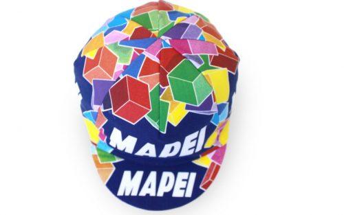 Vintage Mapei Fietspet