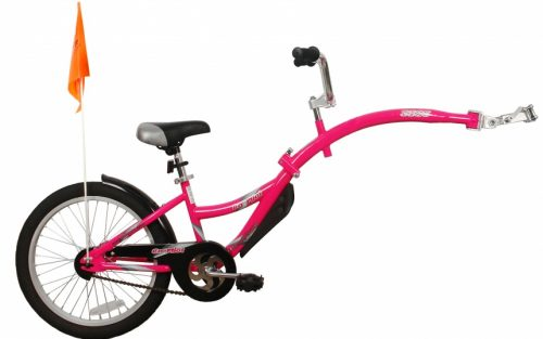 Weeride - Co-pilot 36459 20 Inch Junior Roze