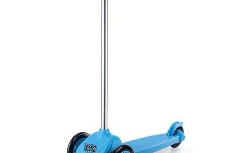 Xootz - 3-wiel Kinderstep Xoo Mini Junior Voetrem Blauw