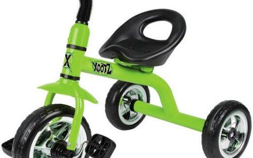 Xootz - Driewieler Trike Junior Groen