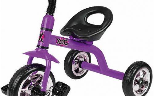 Xootz - Driewieler Trike Junior Paars