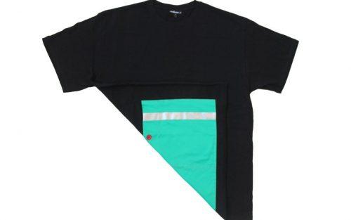 milana:: Wielershirt - Zwart/Groen