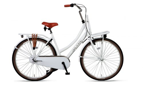 Altec Dutch Transportfiets 28 inch N-3 53cm Snow White