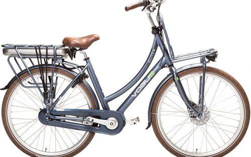 Vogue Elite 28 Inch 57 cm Dames 7V Rollerbrake Donkerblauw
