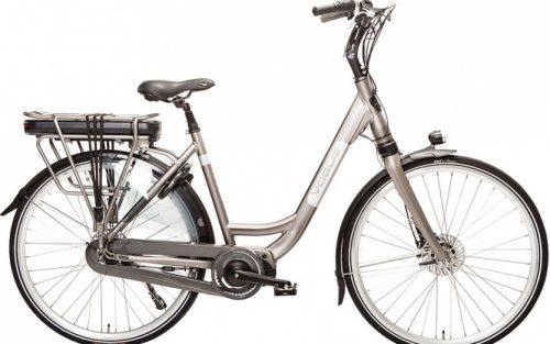 Vogue Infinity MDS 28 Inch 48 cm Dames 8V Rollerbrake Matgrijs