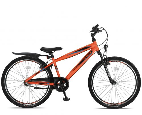 Altec Attack Jongensfiets 26 inch 3v Neon Orange