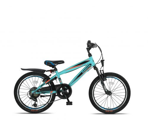 Altec Dakota 20inch Jongensfiets 7speed Neon Blue