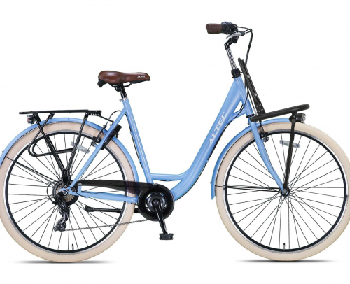 Altec Metro Plus Damesfiets 28 inch 49cm Frozen Blue