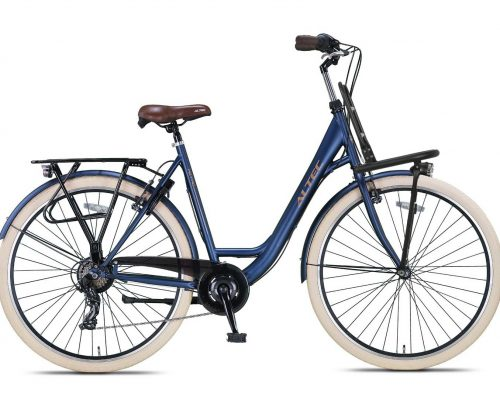 Altec Metro Plus Damesfiets 28 inch 55cm Jeans Blue 7v